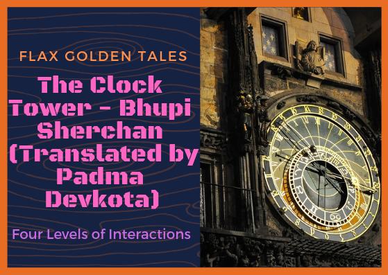 The Clock Tower -Bhupi Sherchan (Translated by Padma Devkota)