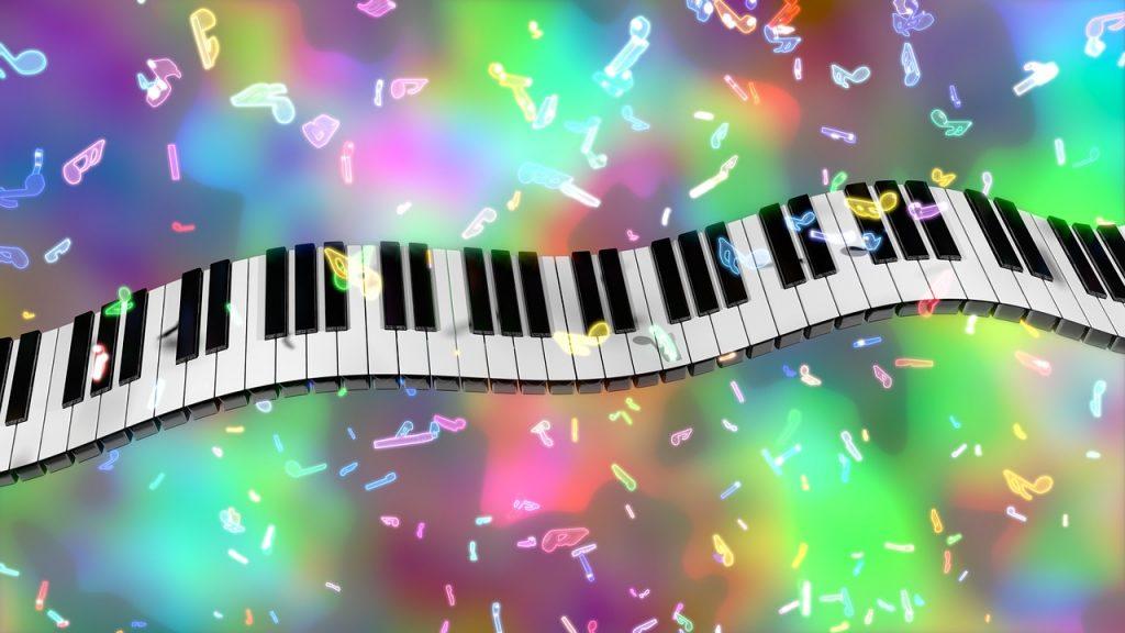 piano 4 levels