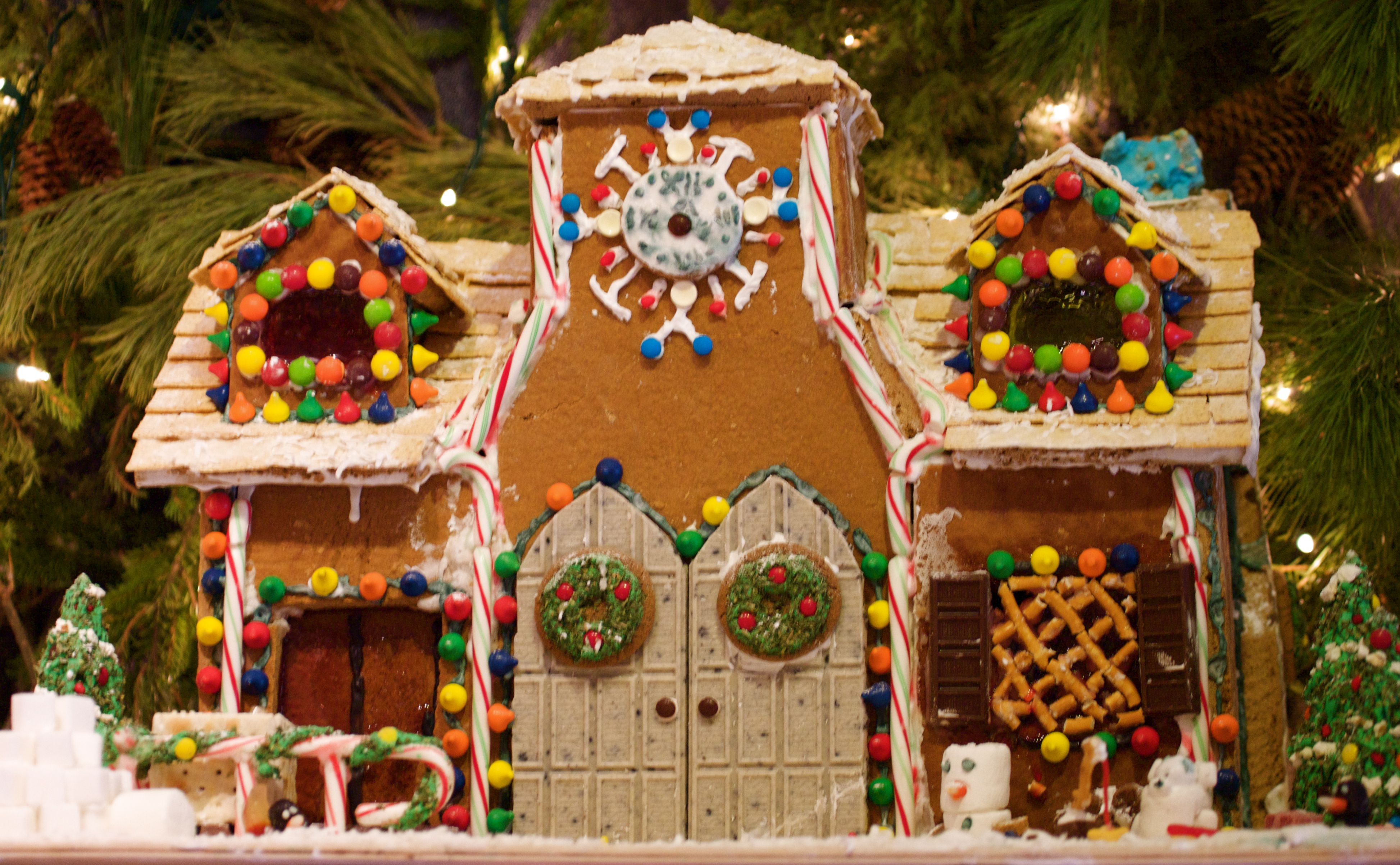 The Gingerbread House – Summary | The Heritage of Words