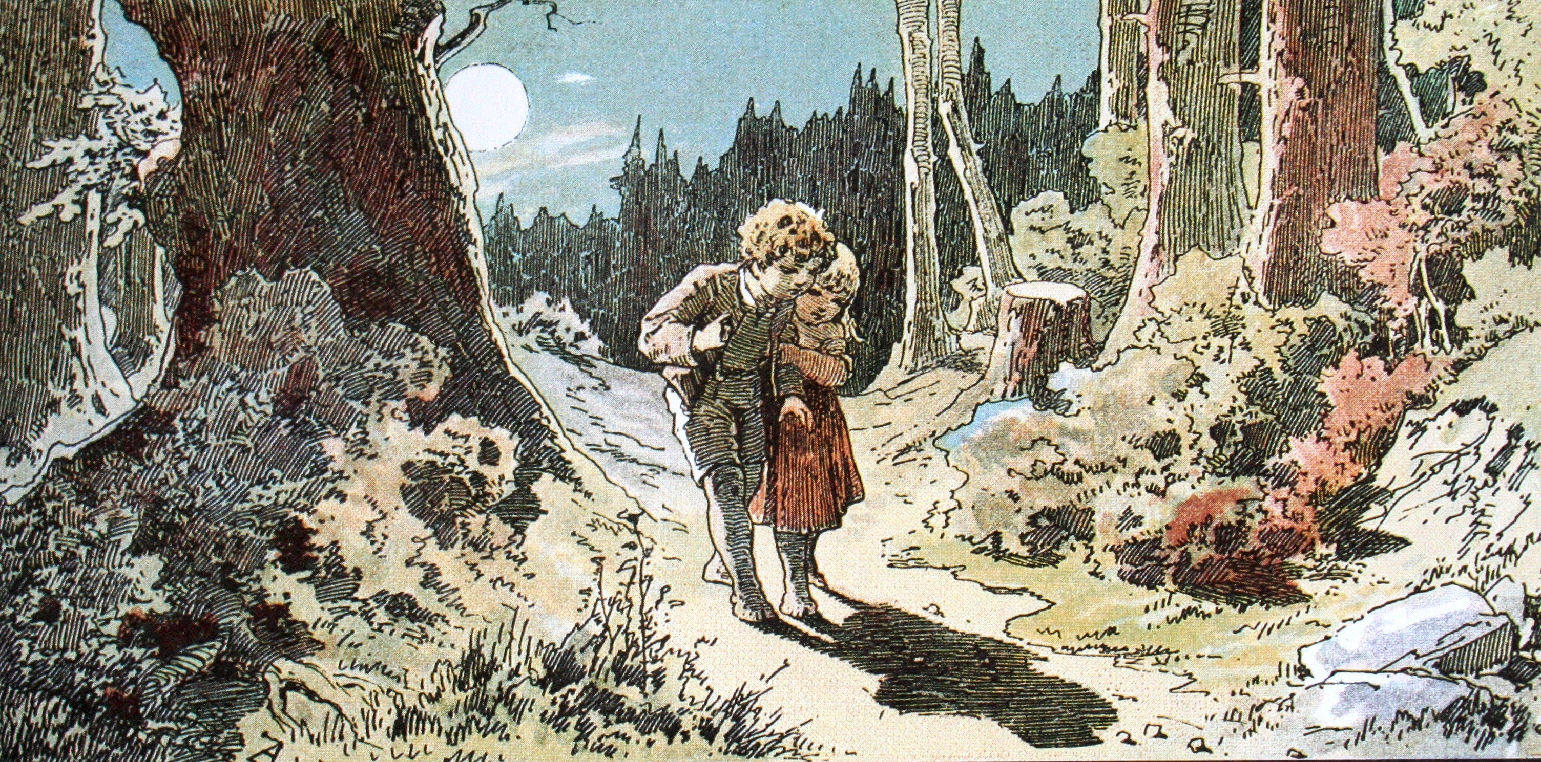 Hansel and Gretel – Summary | The Heritage of Words