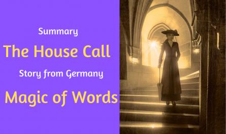 The House Call Summary Magic of Words