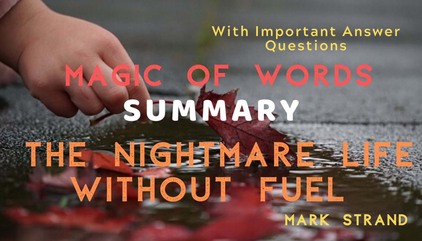 Summary - Keeping Things Whole | Magic of Words