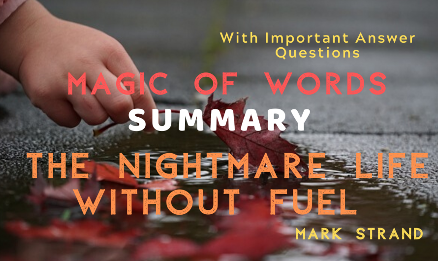 Summary – Keeping Things Whole | Magic of Words